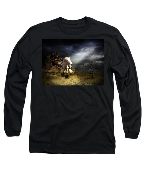 Spring In His Step Long Sleeve T-Shirt