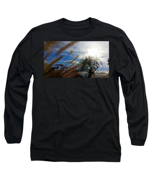 Spring In The Air Long Sleeve T-Shirt by Chris Tarpening