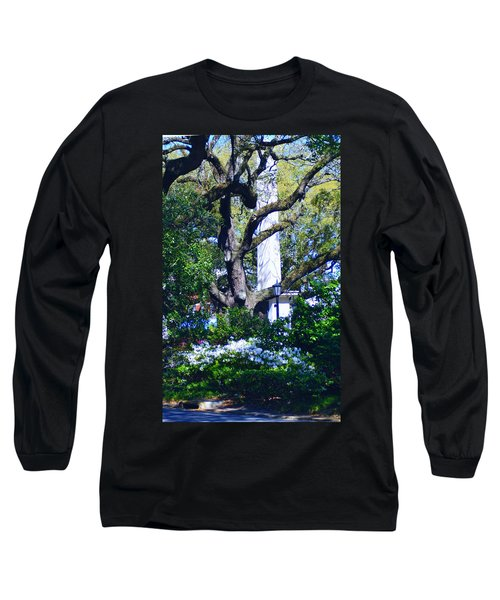 Spring Monolith Long Sleeve T-Shirt
