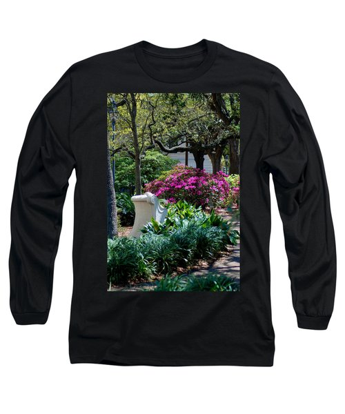 Spring Solitude Long Sleeve T-Shirt
