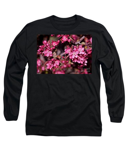 Long Sleeve T-Shirt featuring the photograph Spring's Arrival by Roselynne Broussard