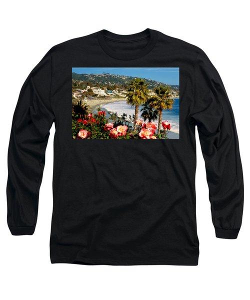 Springtime In Laguna Long Sleeve T-Shirt