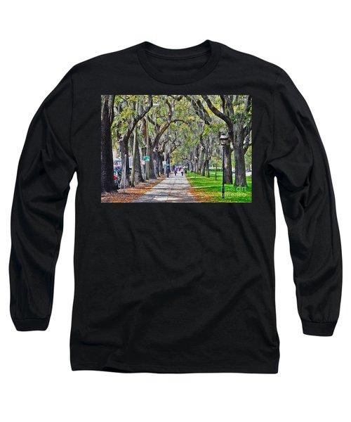 Springtime In Savannah Long Sleeve T-Shirt