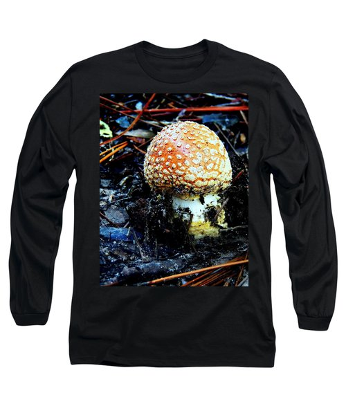Long Sleeve T-Shirt featuring the photograph Sprout by Faith Williams