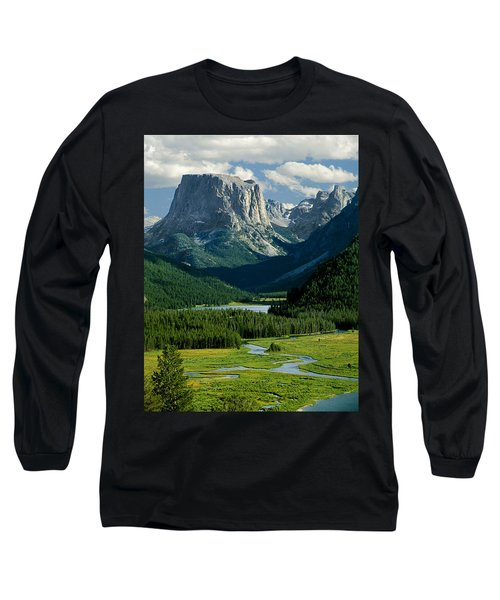 Squaretop Mountain 3 Long Sleeve T-Shirt