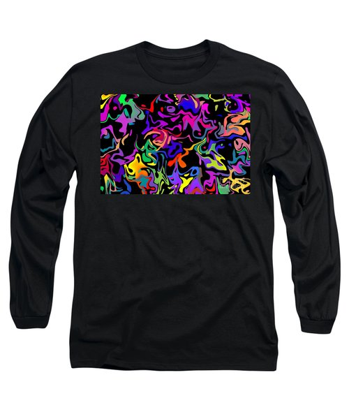 Squirbles Long Sleeve T-Shirt by Mark Blauhoefer