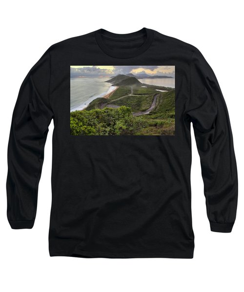 St Kitts Overlook Long Sleeve T-Shirt