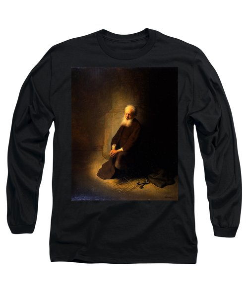 St. Peter In Prison, 1631 Long Sleeve T-Shirt