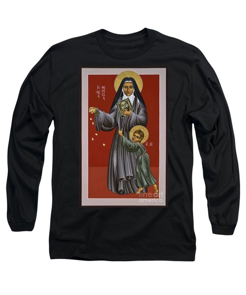 St. Therese Of Lisieux Doctor Of The Church 043 Long Sleeve T-Shirt