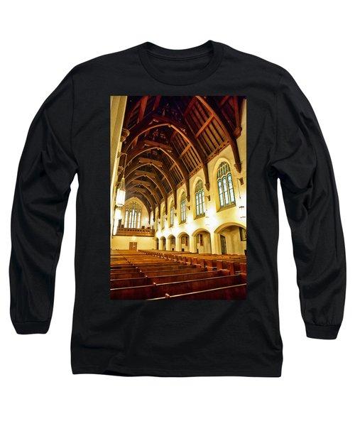 St. Vincent De Paul Church Long Sleeve T-Shirt