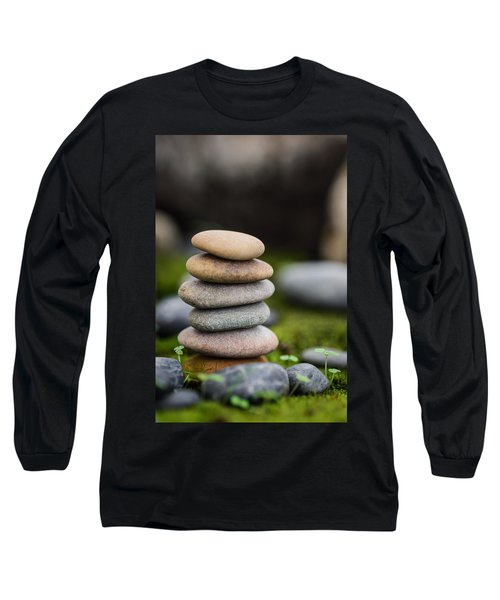 Stacked Stones B2 Long Sleeve T-Shirt