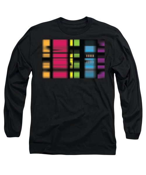 Stainbow Long Sleeve T-Shirt by Kevin McLaughlin