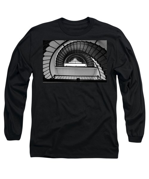 Long Sleeve T-Shirt featuring the photograph Stairs by Andrea Anderegg