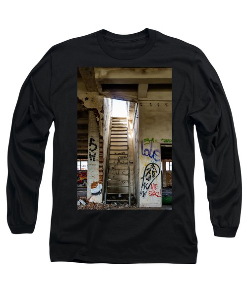 Stairway To Heaven? I Don't Think So... Long Sleeve T-Shirt