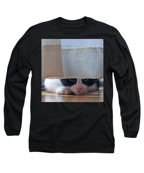Stalking Me Long Sleeve T-Shirt by Shoal Hollingsworth