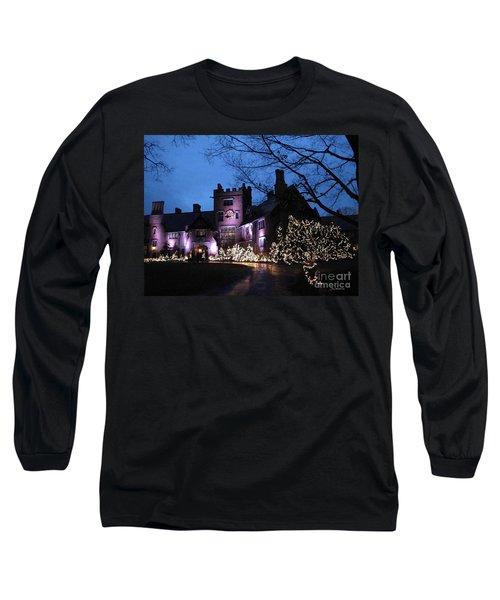 Stan Hywet Hall And Gardens Christmas  Long Sleeve T-Shirt