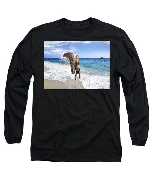 Stand Your Ground I Am With You Long Sleeve T-Shirt