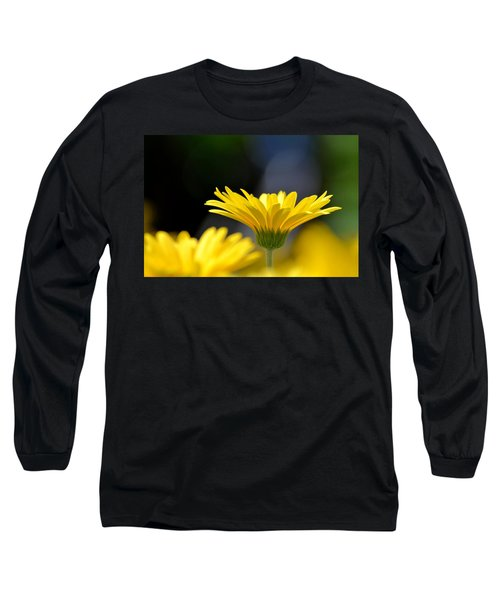 Standing Above The Rest Long Sleeve T-Shirt by Maria Urso