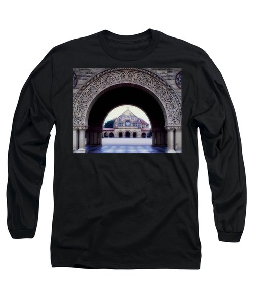 Stanford University Memorial Church Long Sleeve T-Shirt