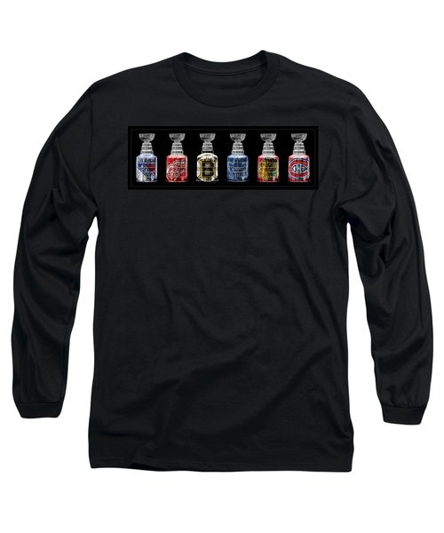 Stanley Cup Original Six Long Sleeve T-Shirt