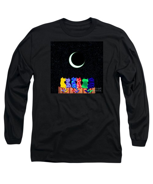 Star Gazers Long Sleeve T-Shirt