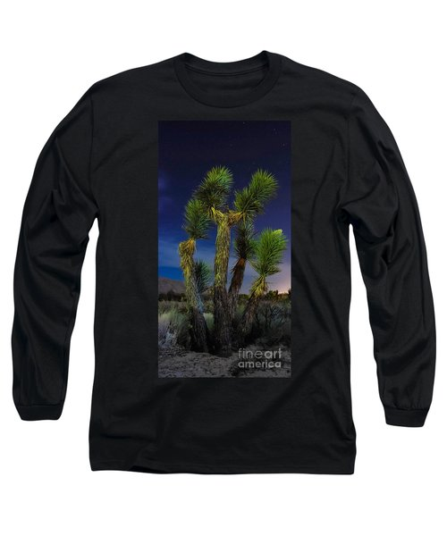 Long Sleeve T-Shirt featuring the photograph Star Gazing by Angela J Wright