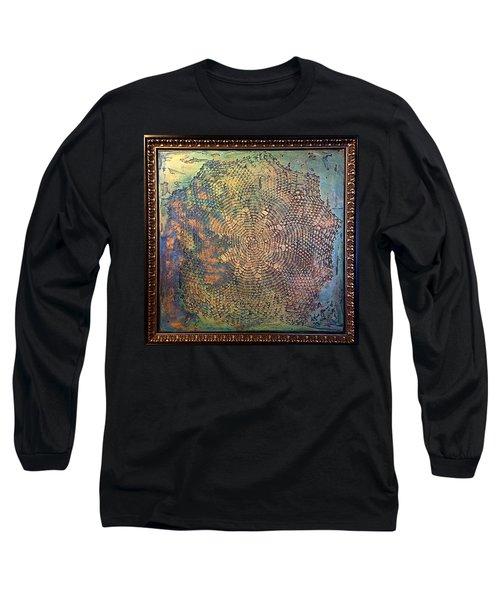 Star Masterpiece By Alfredo Garcia Art Long Sleeve T-Shirt