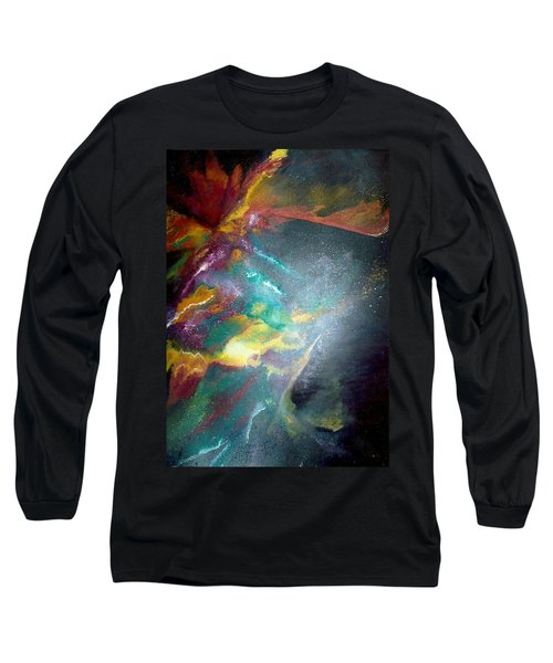 Star Nebula Long Sleeve T-Shirt