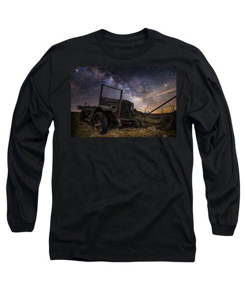 Stardust And  Rust Long Sleeve T-Shirt
