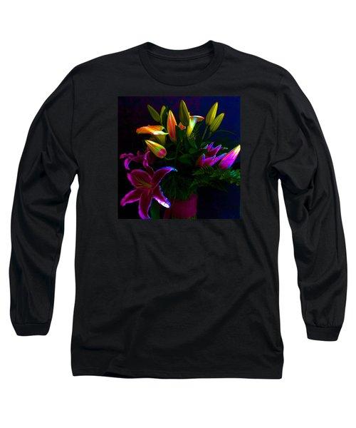 Stargazer Bouquet Long Sleeve T-Shirt