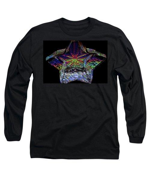 Starlight Long Sleeve T-Shirt by Charlie Brock