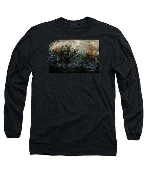 Starry Night Long Sleeve T-Shirt