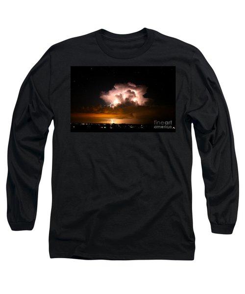 Starry Thundercloud Long Sleeve T-Shirt