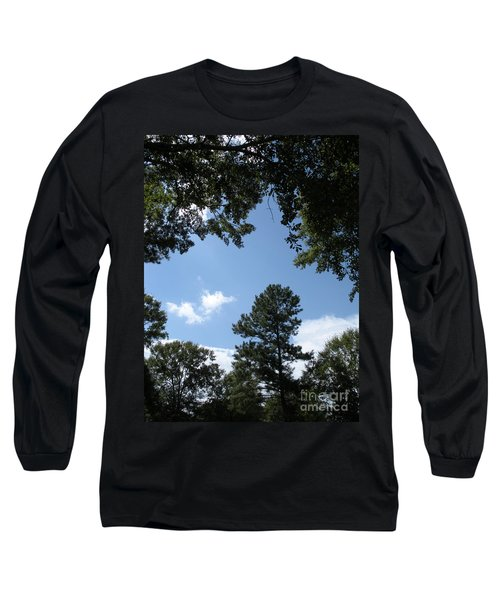 Stately Forest  Long Sleeve T-Shirt