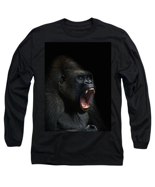 Stay Away Long Sleeve T-Shirt