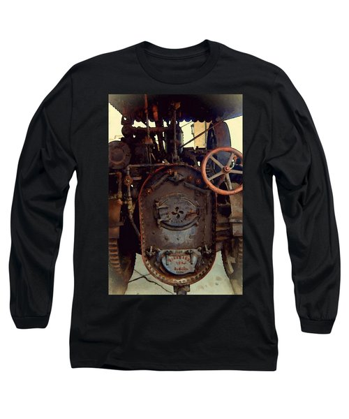 Steam Power Long Sleeve T-Shirt