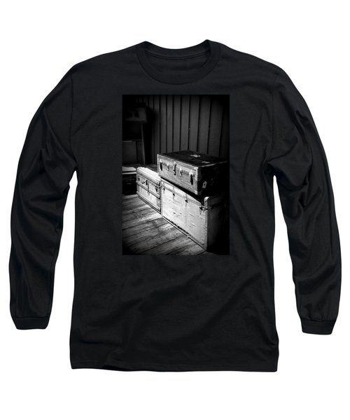 Steamer Trunks Long Sleeve T-Shirt