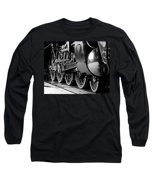 Steamer Up 844 Wheels Long Sleeve T-Shirt