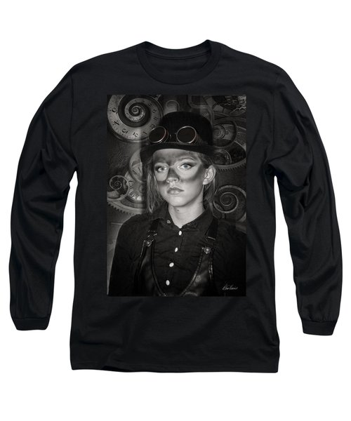 Steampunk Princess Long Sleeve T-Shirt