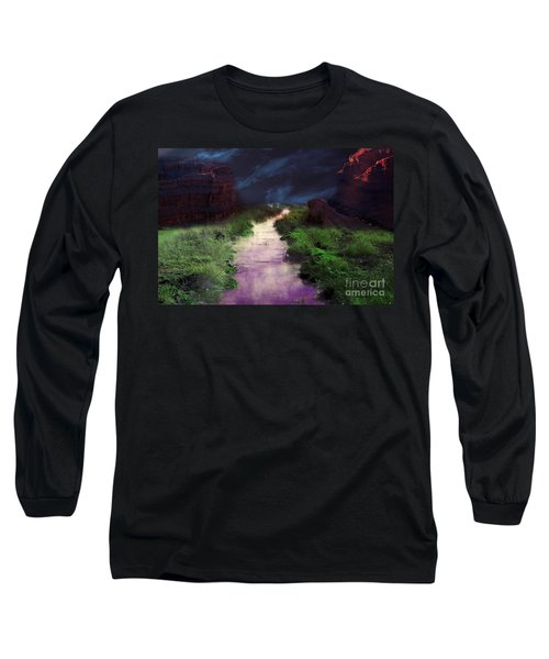 Steamy Creek Long Sleeve T-Shirt