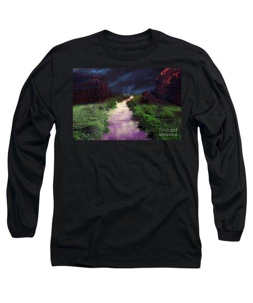 Steamy Creek Long Sleeve T-Shirt