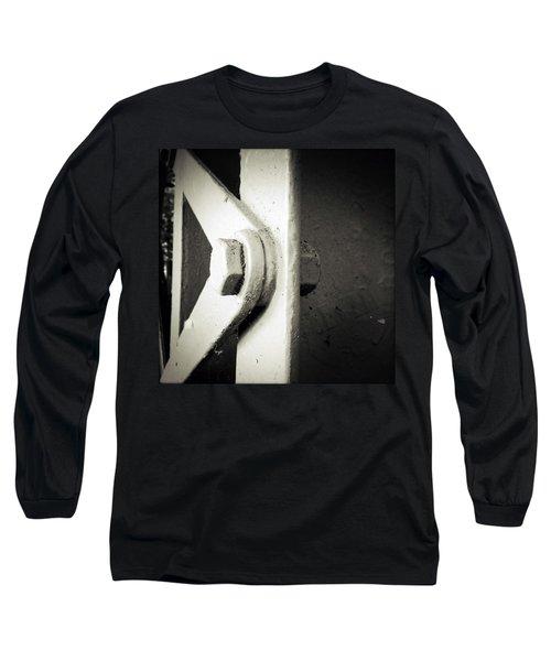 Steel Girder Long Sleeve T-Shirt