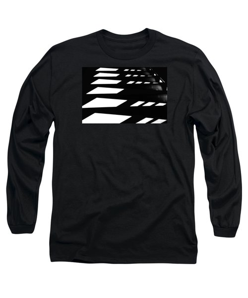 Long Sleeve T-Shirt featuring the photograph Step By Step by Newel Hunter