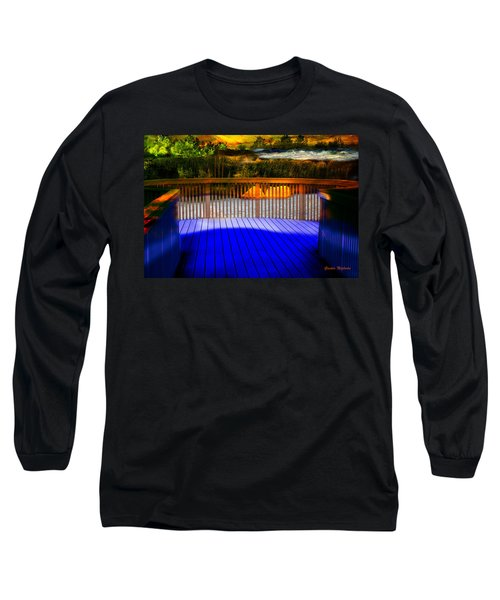 Step Out Long Sleeve T-Shirt