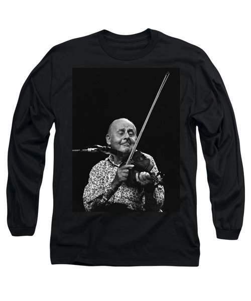Stephane Grappelli   Long Sleeve T-Shirt