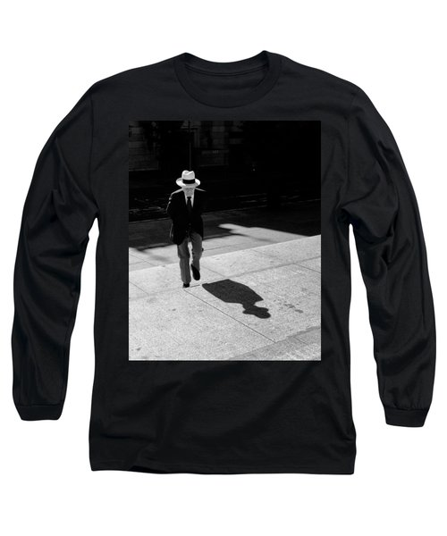 Steps Of Metropolitan Museum Long Sleeve T-Shirt