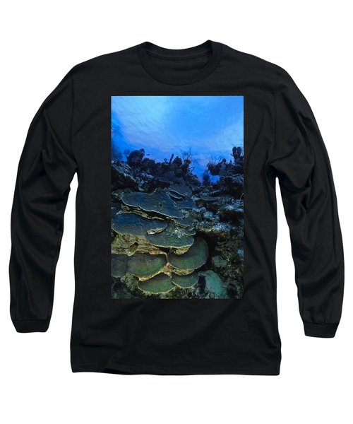 Steps Of The Sea Long Sleeve T-Shirt