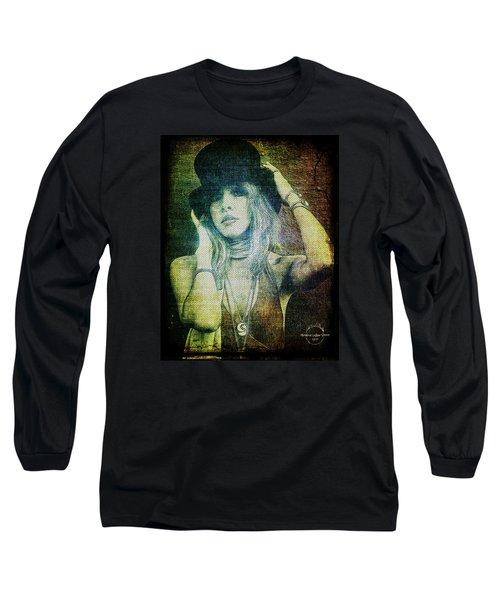 Stevie Nicks - Bohemian Long Sleeve T-Shirt