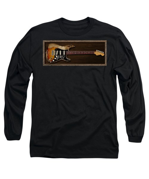 Stevie's Strat Long Sleeve T-Shirt