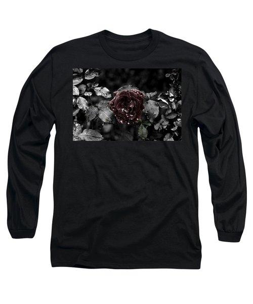 ...still A Rose Long Sleeve T-Shirt